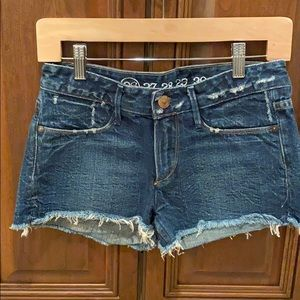 NWT Earnest Sewn Jean Shorts